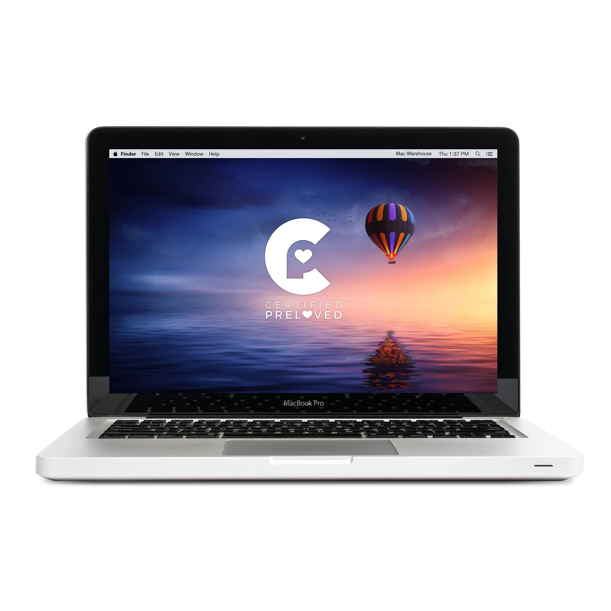 Apple MC700LL/A 13.3-inch Macbook Pro Dual-Core i5 2.3 GHz – Certified Preloved
