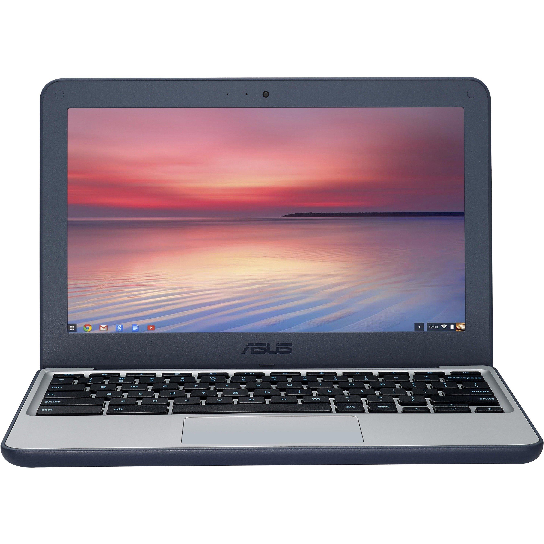 Asus Chromebook C202SA-YS02 11.6″ Chromebook – Intel Celeron N3060 Du