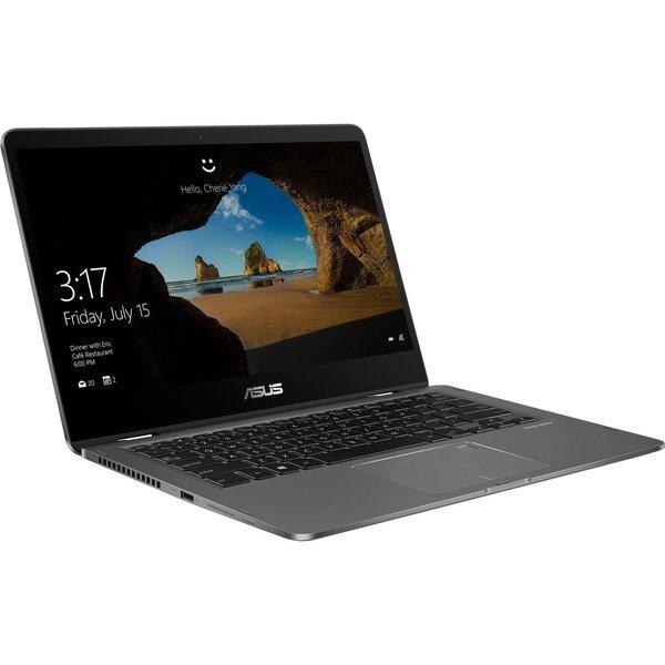 Asus ZenBook Flip 14 UX461UA-DS51T 14″ Touchscreen LCD Notebook – Int