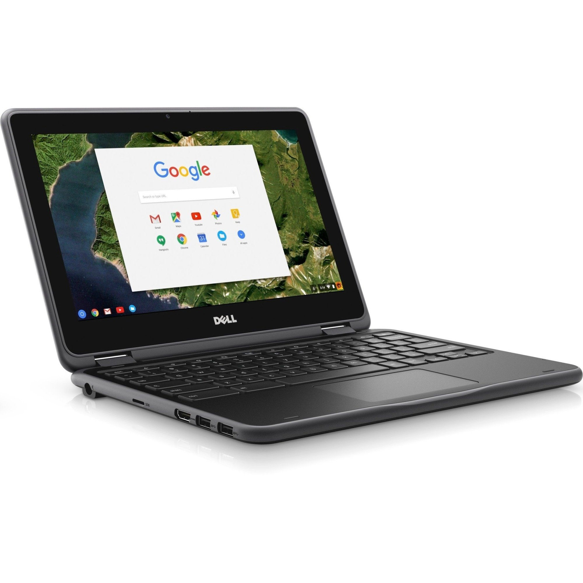 Dell Chromebook 3189 11.6″ Touchscreen LCD 2 in 1 Chromebook – Intel