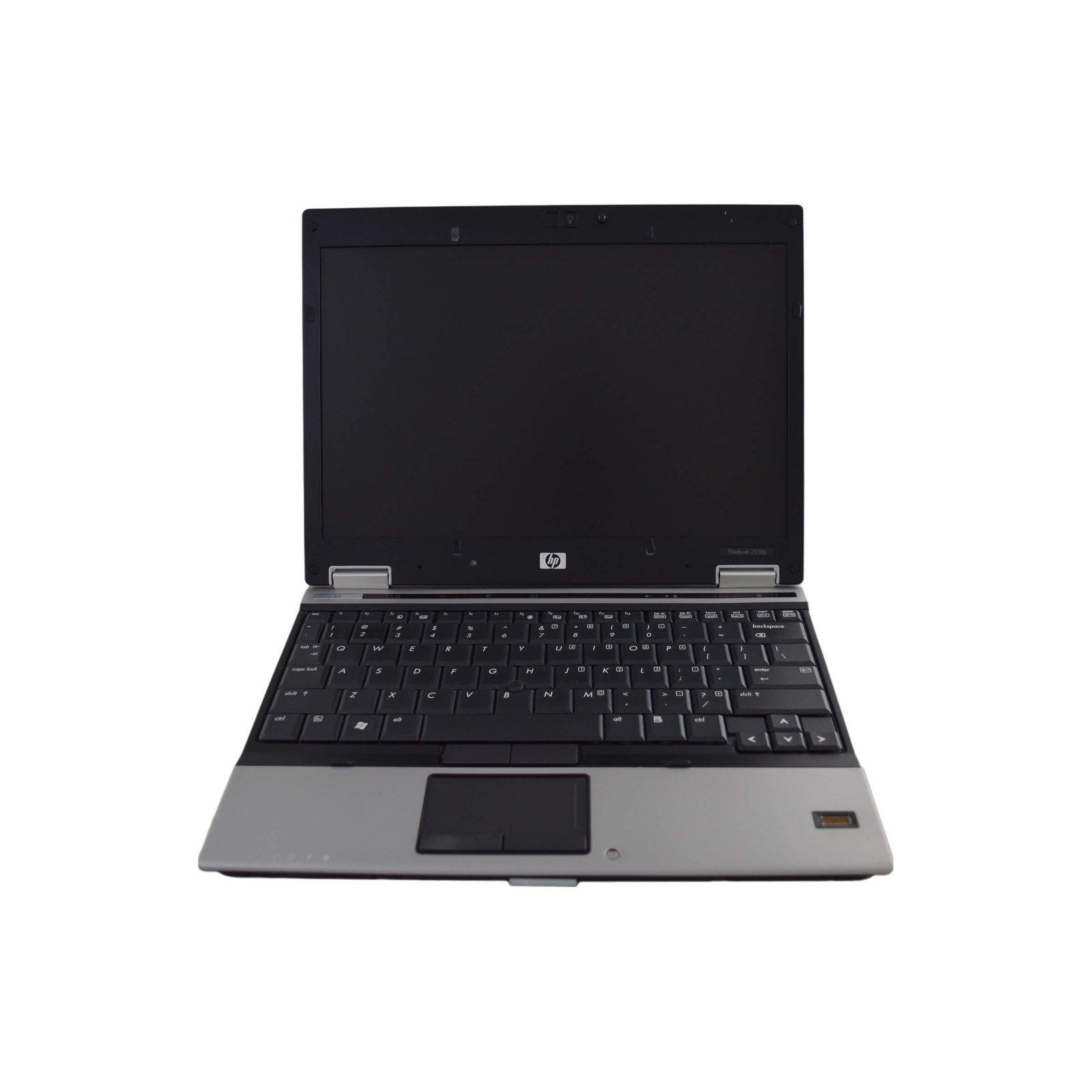 HP Elitebook 2530P 12.1″ Refurbished Laptop – Intel Core 2 Duo SL9400 1.86 GHz 4GB 100GB SSD DVD-ROM Windows 7 Pro 64-Bit
